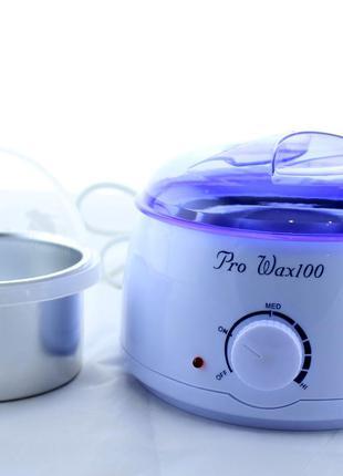 PRO WAX 100 Воскоплав / Нагреватель для горячего воска