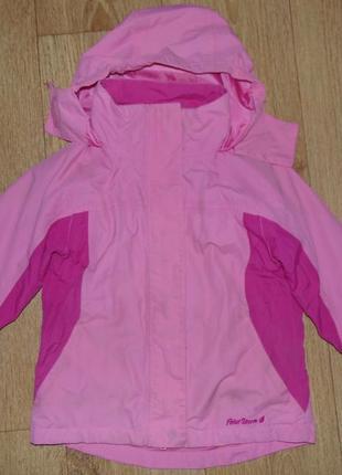 Курточка 5-6 лет