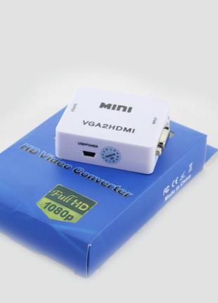 Конвертер VGA to HDMI