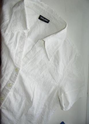 Рубашка с вышивкой с-м