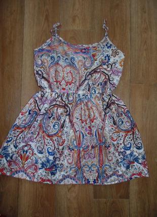 Платье сарафан c-m
