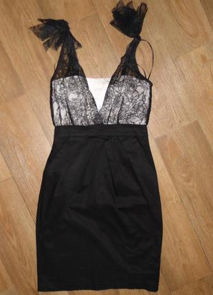 Роскошное платье xs-s