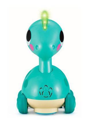Детская игрушка каталка музыкальная для малышей Hola Toys Кори...