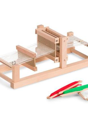 Набор для творчества Viga Toys Ткацкий станок (51366FSC)