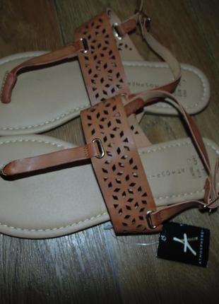 Новые сандали босоножки