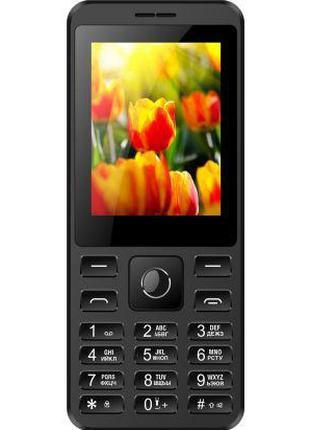 Мобильный кнопочный телефон на 2 сим карты с хорошей батареей ...