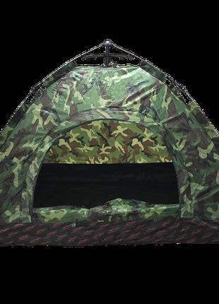 Палатка автоматическая 6-ти местная КАМУФЛЯЖ размер 2х2,5 метра