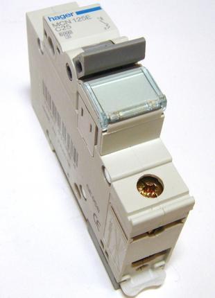 HAGER MCN125E автоматичний вимикач