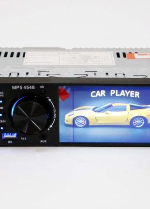 Автомагнитола Pioneer 4548 ISO  - экран 4''+ DIVX + MP3 + USB