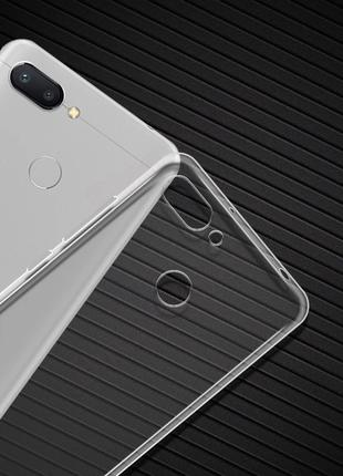 Чехол,  Бампер для Xiaomi Redmi 4Х - Силиконовый