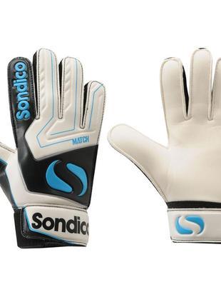 Вратарские подростковые перчатки sondico match goalkeeper glov...