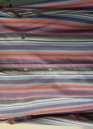 Рубашка прекрасного качества duomo, состояние новой вещи