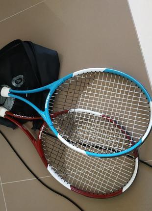 Тенісні ракетки