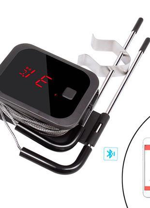 Термометр кулинарный Bluetooth для гриля INKBIRD IBT-2X, 2 дат...