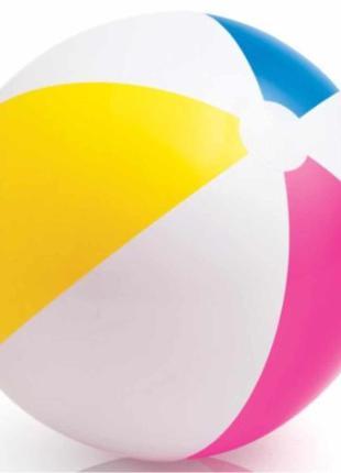 Надувной мяч, детский мяч INTEX 59030