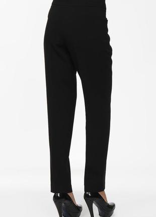 Стильные брюки. высокая посадка. шерсть