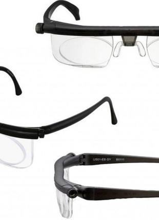 Очки Dial Vision с регулировкой линз
