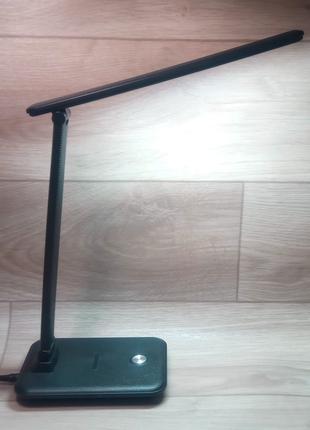 Настольная лампа светодиодная TITANUM TLTF-009B, 185-265V, 10W...