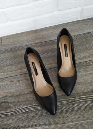 Базовые туфли лодочки