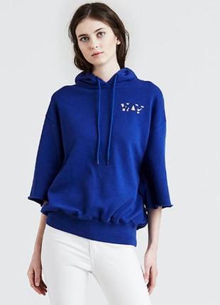 Неординарное стильное худи от прекрасного бренда levis