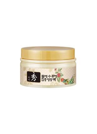 Интенсивная питательная маска Daeng Gi Meo Ri Dlae Soo Pure Inten