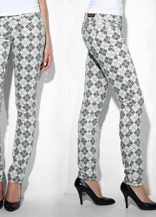 Женские джинсы levis 524 skinny jeans shimmer showdown