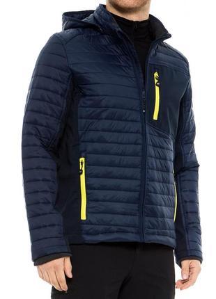 Чоловіча демісезонна куртка skechers