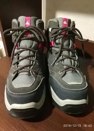 Деми ботинки Quechua
