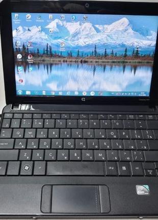 Нетбук Hewlett-Packard Compaq Mini 110