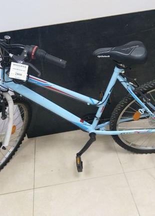 Велосипед LEADER WILD CAT Колеса 26