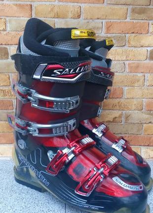 Ботинки лыжные от salomon impact 8 cs