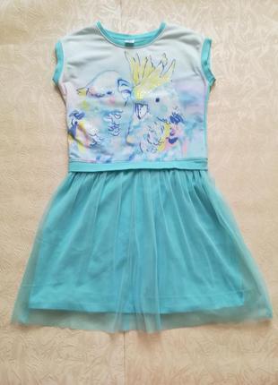 Платье плаття ostin 146/152
