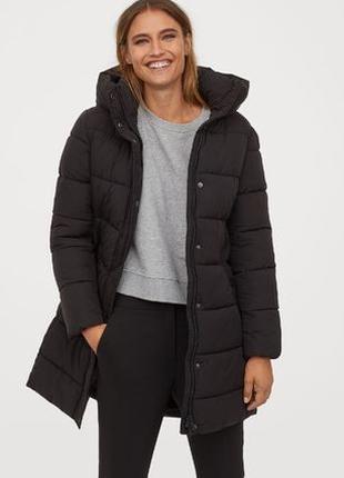 Женская куртка, пальто, пуховик H&M. р.М