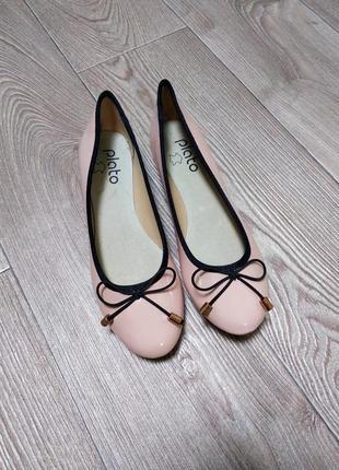 Балетки туфли переобувка сменная обувь с кожаной стелькой
