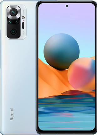 Смартфон Xiaomi Redmi Note 10 Pro 6/128GB Dual Sim Glacier Blue