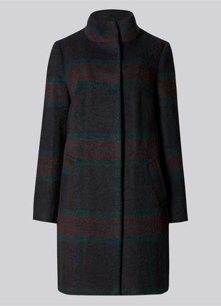 В наличии - деми-пальто с воротником-стойкой *classic by m&s* ...