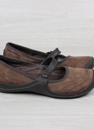 Летние балетки crocs оригинал, размер 38 ( туфли крокс)