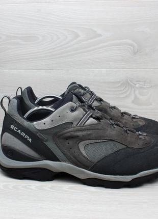 Мужские треккинговые кроссовки scarpa оригинал, размер 45.5 - 46