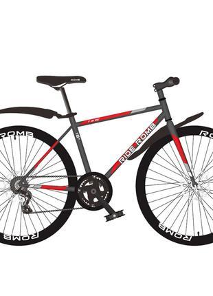 """Велосипед 26"""" RIDE ROMB V.21, рама - Сталь"""
