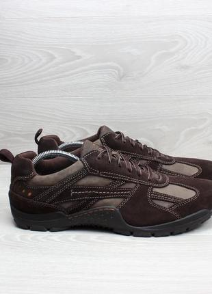Замшевые мужские кроссовки clarks оригинал, размер 45.5 - 46