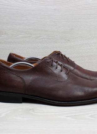 Классические кожаные мужские туфли timberland оригинал, размер...