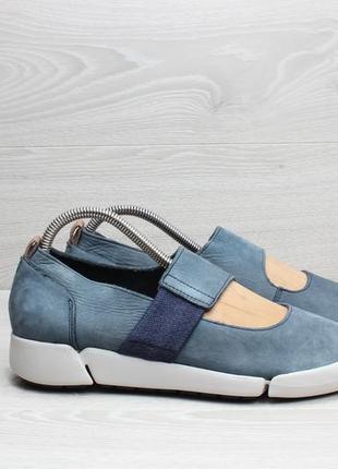 Кожаные легкие женские туфли clarks оригинал, размер 39 - 39.5...