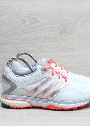 Белые кроссовки adidas boost оригинал, размер 39 - 40