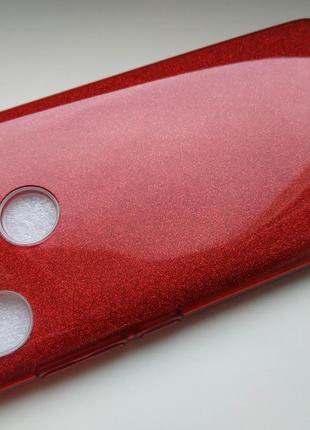 Чехол с блестками Xiaomi redmi S2