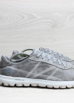 Легкие мужские кроссовки skechers оригинал, размер 45.5