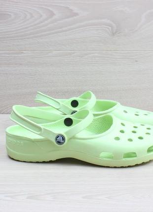 Женские босоножки crocs оригинал, размер 41 - 41.5 (клоги крокс)