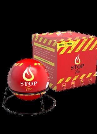 Автономная сфера порошкового пожаротушения LogicPower Fire Sto...