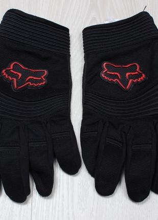 Мото вело перчатки fox