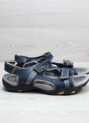Кожаные сандали clarks active air оригинал, размер 38 - 38.5