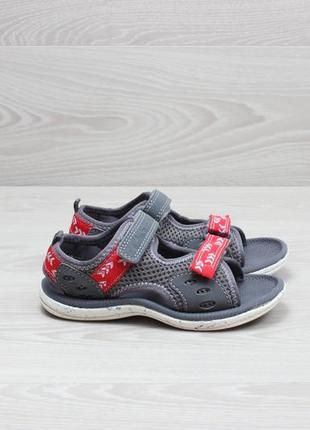 Легкие детские сандали clarks, оригинал, размер 25 - 26 (босон...
